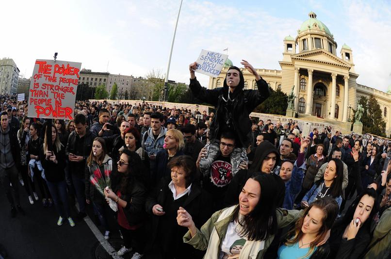 Otvoreno pismo zvanicama na inauguraciju Aleksandra Vučića