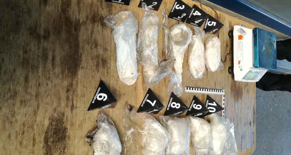 Batrovci: Nišlija švercovao drogu