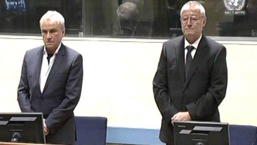 Jovica Stanišić i Frenki Simatović ponovo pred sudom u Hagu