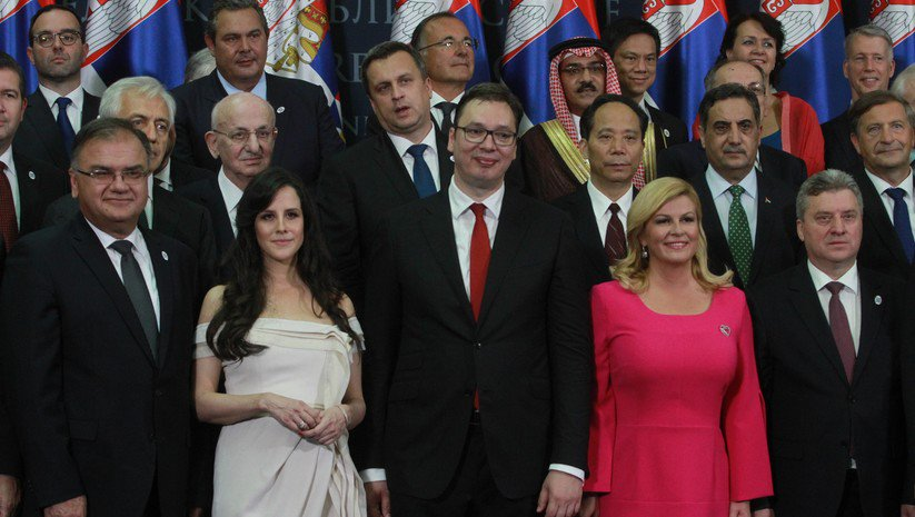 Poruka mira Aleksandra Vučića