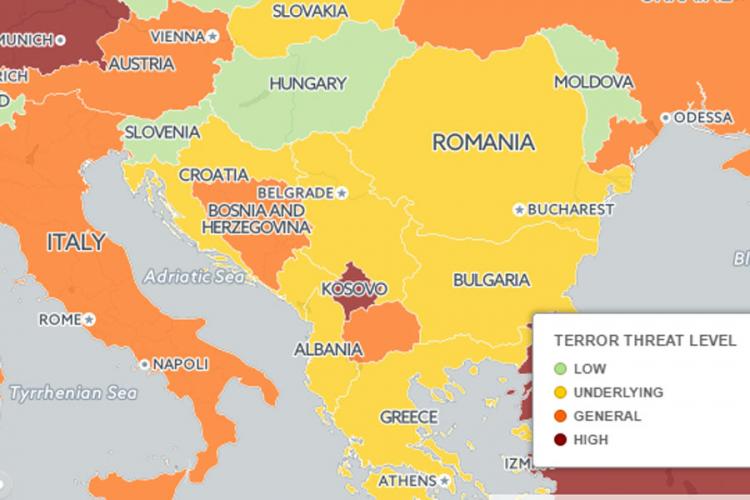 Velika Britanija: Kosovo na listi nepreporučenih