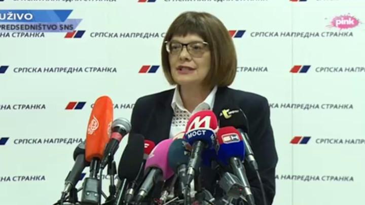 "Sednica Predsedništva SNS: ime premijera ""u zakonskom roku"""