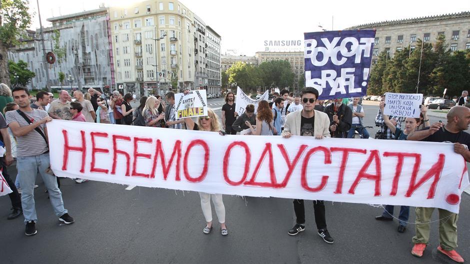 Tim Protiv diktature poziva građane 23. juna da protesvuju