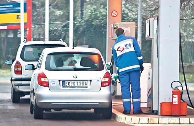 NIS i MUP raspisali nagradu dostavljaču informacije o pljački benzinske pumpe!