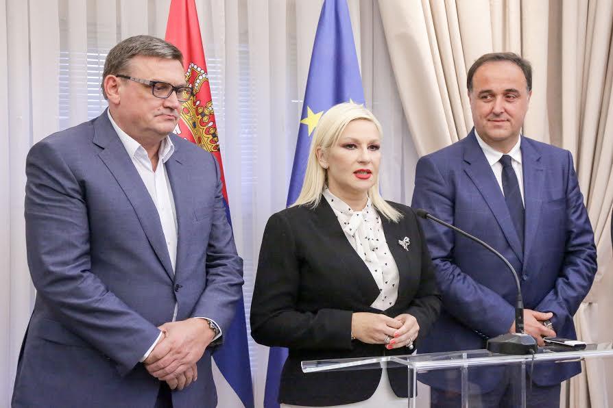 Zorana Mihajlović: Od Koridora Srbije očekujem samo rezultat