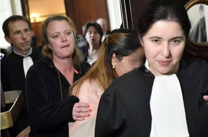 Pravda je dostižna ali neprimenjiva: Belgijski sud osudio arapske princeze!