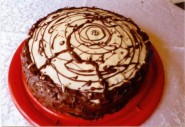 Recepti: Torta s malinama