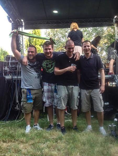 Petak klub Elektropionir: Bend Pogonbgd promoviše svoj treći album