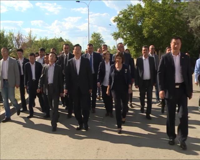 Ana Brnabić: poseta Džang Deđijanga nova potvrda srpsko – kineskog prijateljstva