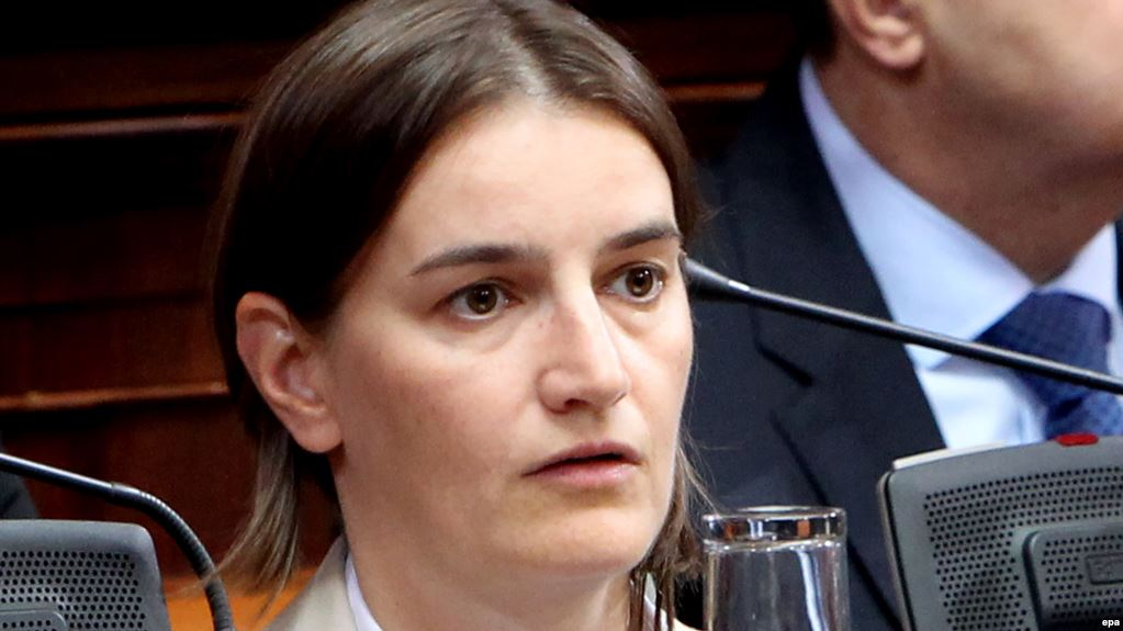 Ana Brnabić posetila Valjevo: ukroćena Kolubara