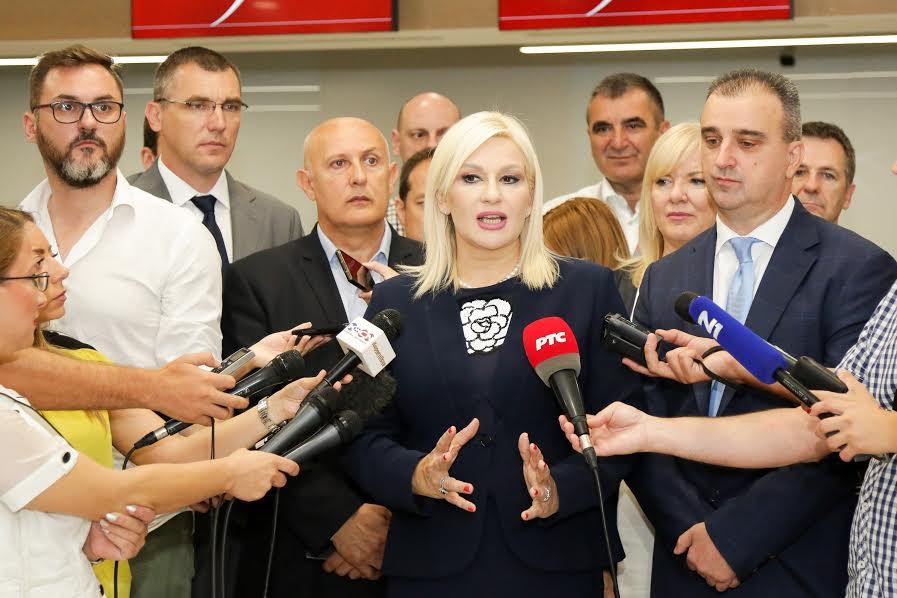 "Aerodrom ""Nikola Tesla"": Zorana Mihajlović otvorila Terminal 2B"