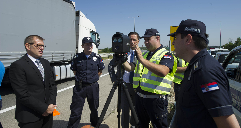 Turistička sezona: Policija danonoćno kontroliše vozače