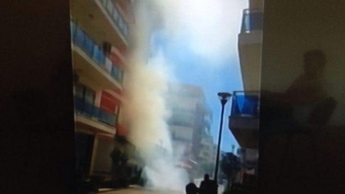 Eksplozija u albanskom letovalištu