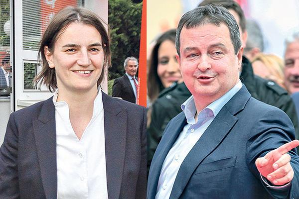 Brnabićeva i Dačić na Samitu zemalja Zapadnog Balkana u Trstu
