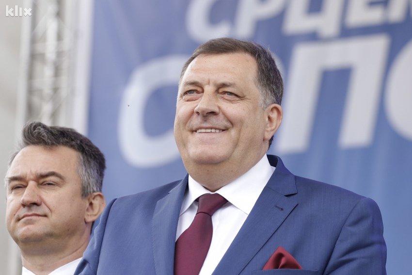Teške optužbe: za vreme rata Dodik švercovao naftu!?