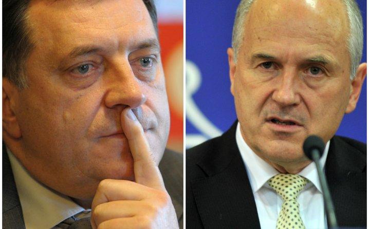 Visoki predstavnik Incko kritikuje izjave Milorada Dodika