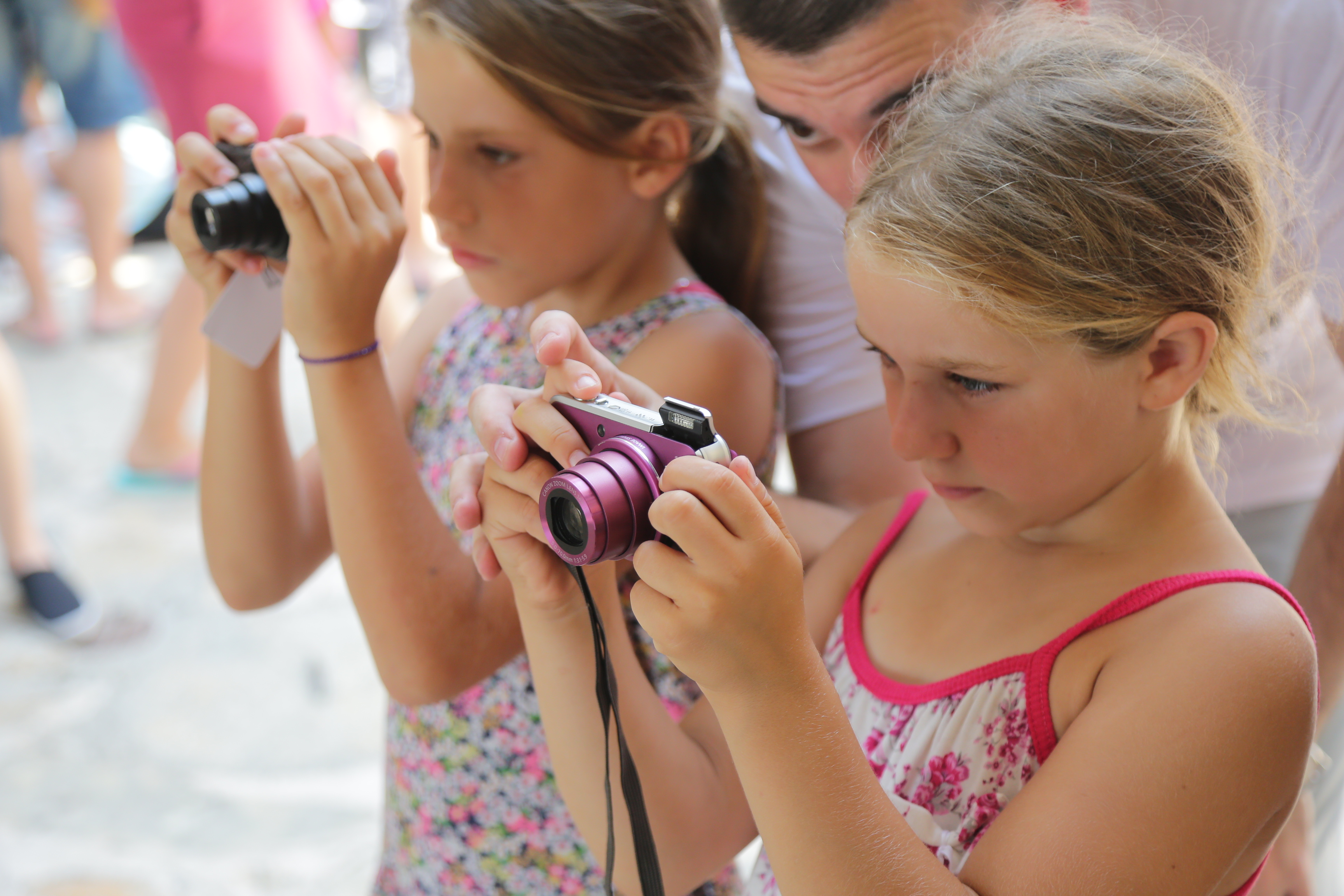 Canon obezbedio odlazak 20 mališana iz Srbije u odmaralištu Crvenog krsta u Baošićima