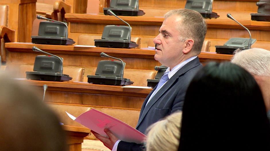 Skupština Srbije: Pašalić novi zaštitnik građana