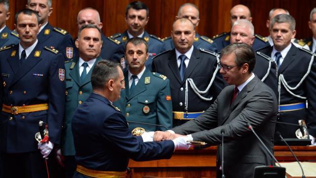 Aleksandar Vučić: verujem da se neću pokajati zbog izbora Ane Brnabić