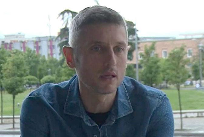 Nekadašnji kapiten Crvene Zvezde Ivan Gvozdenović: Voleo bih da budem trener kluba s Kosova