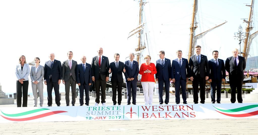 Završen Smit lidera zapadnog Balkana potpisivanjem Ugovora o Transportnoj zajednici