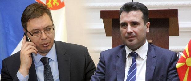 Posle telefonskog razgovora: Zajedničko saopštenje Vučića i Zaeva