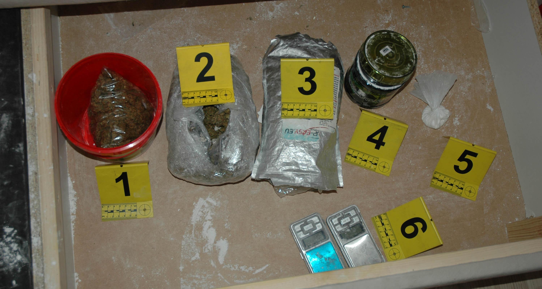 Beograd: Zapelnjeno 950 grama droge