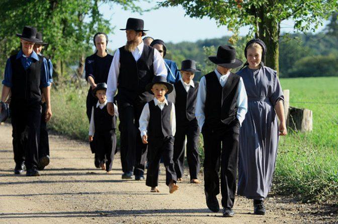 Zašto su Amiši najzdraviji?