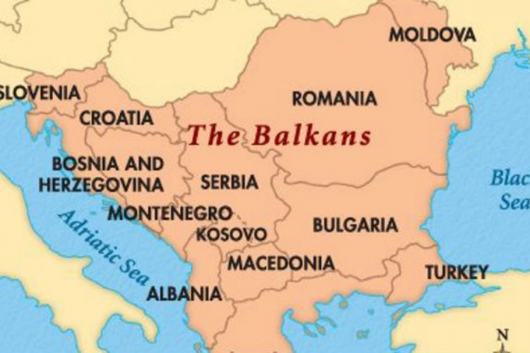 Ljubljanski dnevnik Delo: Balkan i dalje žarište krize