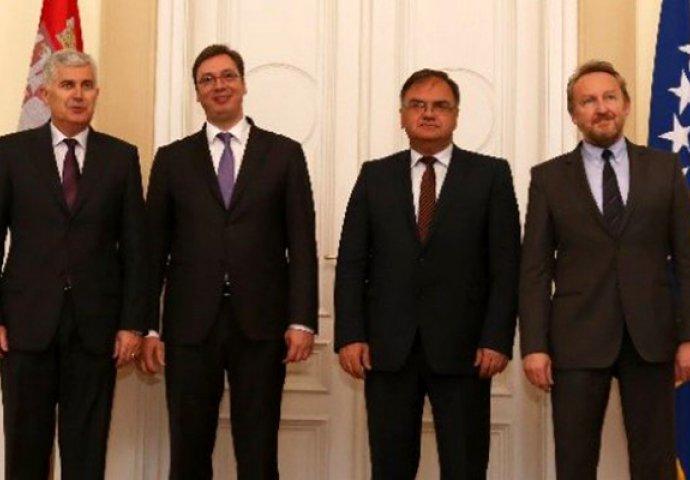 Nezvanično: Vučić do kraja meseca gost Sarajeva