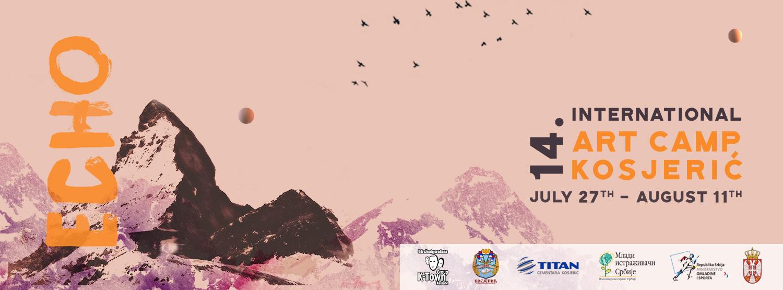 14. internacionalni art kamp u Kosjeriću