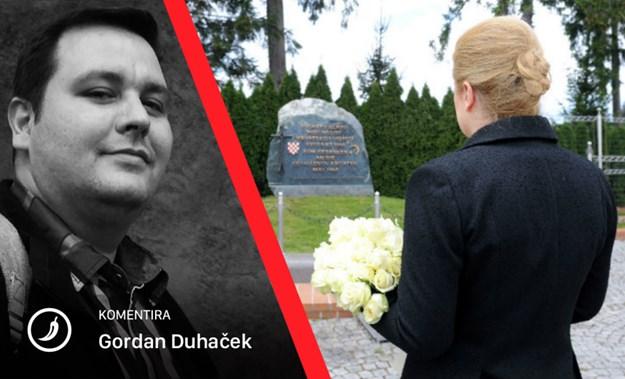 Hrvatska: Jedan pogled na Oluju – Na Blajburgu su ubijani vojnici ustaške vojske, dok su nakon Oluje ubijani civili