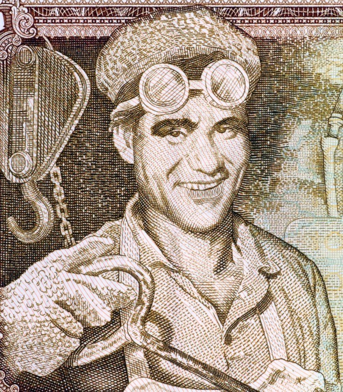 Na izložbi 'Valuta komunizma' u British Museumu i jugoslovenska hiljadarka