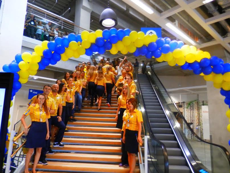 Beograd: Otvorena robra kuća Ikea