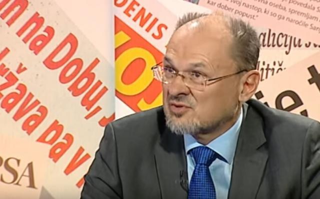 Slovenački ambasador pri NATO Jelko Kacin o poset Majka Pensa regionu