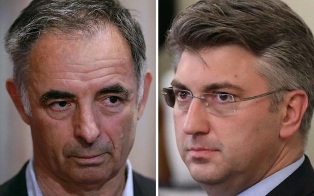 Zbog ustaške ploče – Srbi izlaze iz hrvatske vlade?