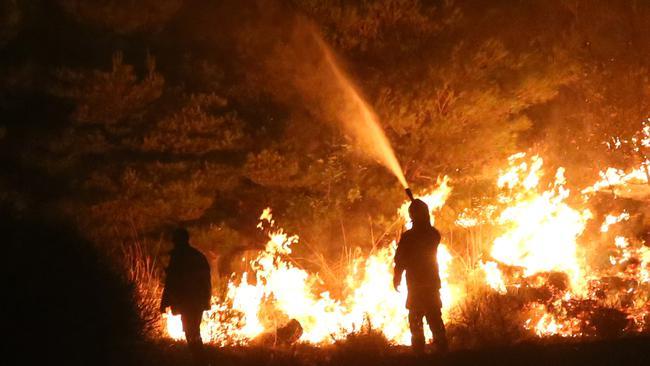 """Index: požari """"pale"""" antisrpsku histeriju u Dalmaciji"""