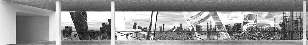 """Muzej savremene umetnosti predstavlja fototapet Marka Brogana """"Nezaboravljajući Aelitu"""""""