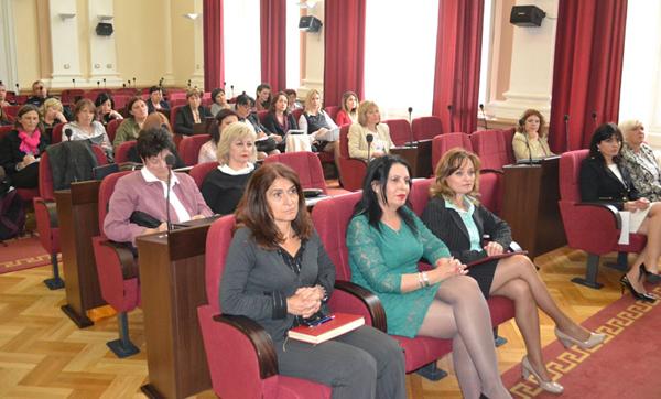 Promocija: žene, mir i bezbednost u Republici Srbiji