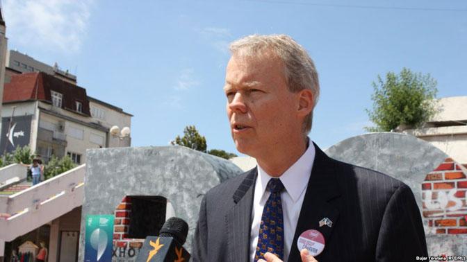 Američki ambasador: Kosovo nema razloga da se plaši ZSO