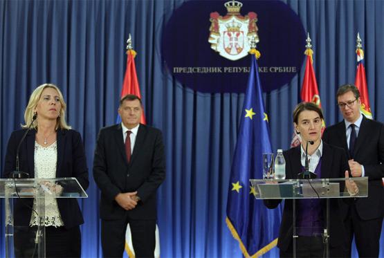Sastanak rukovodstva Srbije i Republike Srpske: bratska pomoć od 5.5 miliona evra!