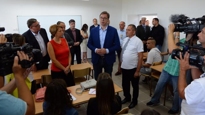 Vučić u Majdanpeku: podigli smo južnu – sada će se ulagati u istočnu Srbiju
