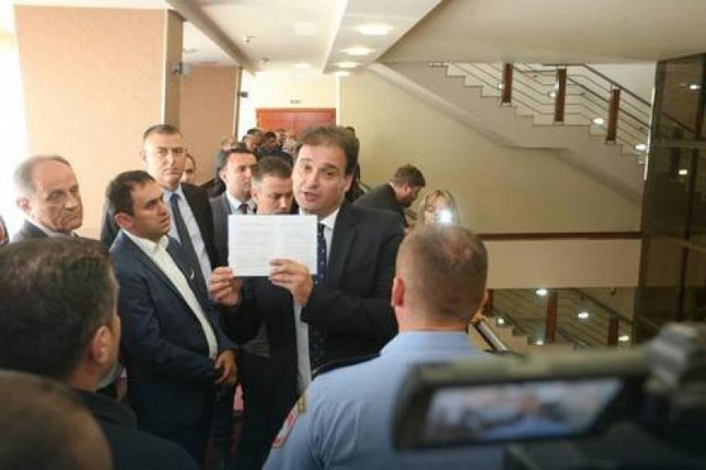 """Događanja u Skupštini RS: """"To je uvod u makedonki scenario"""""""