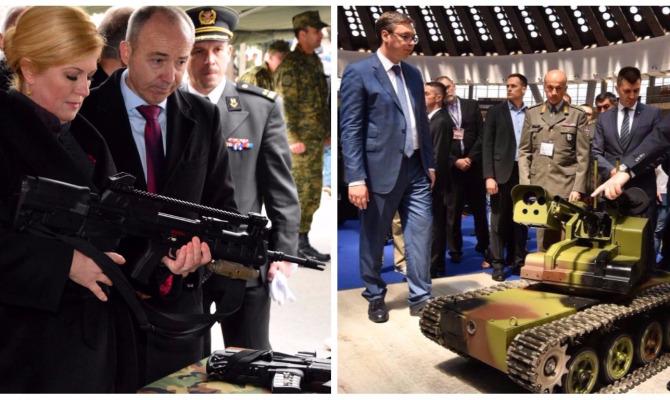 Global Firepower: Hrvatska vojska – snažnija od srpske!