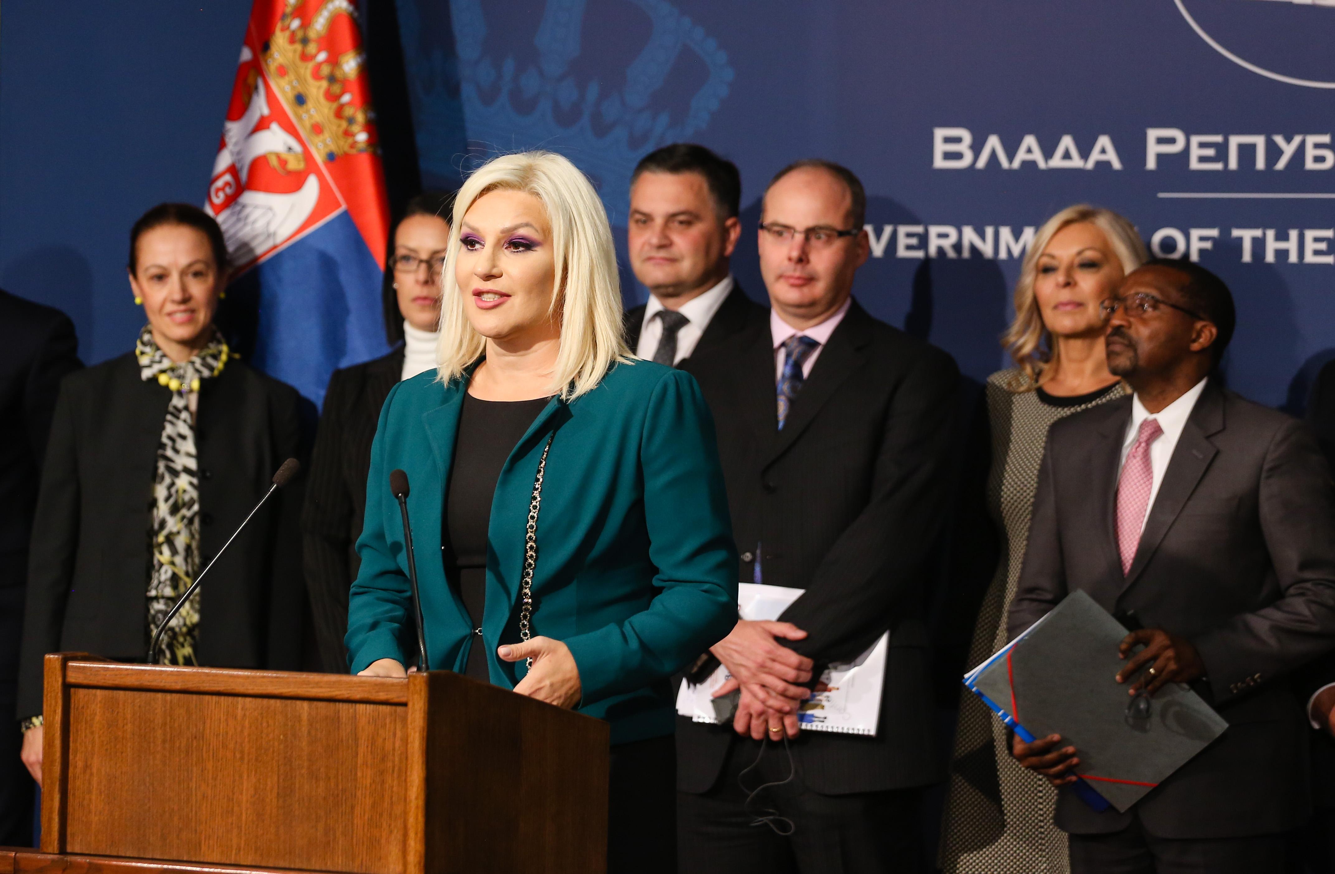Zorana Mihajlović: Srbija deseta na svetu po brzini izdavanja građevinskih dozvola