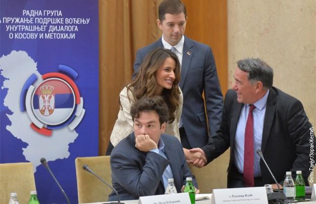 Počeo dijalog o Kosovu