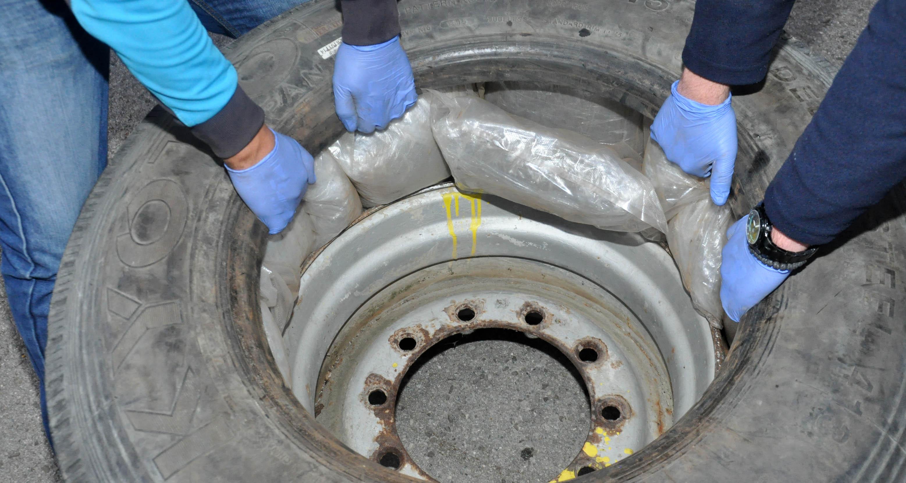 Subotica: policija zaplenila 32 kilograma droge