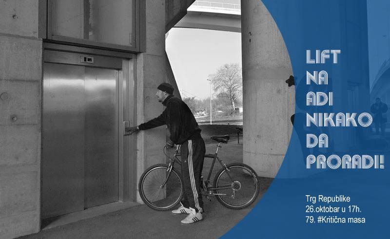 Sutra sa Trgu republike polaze biciklisti
