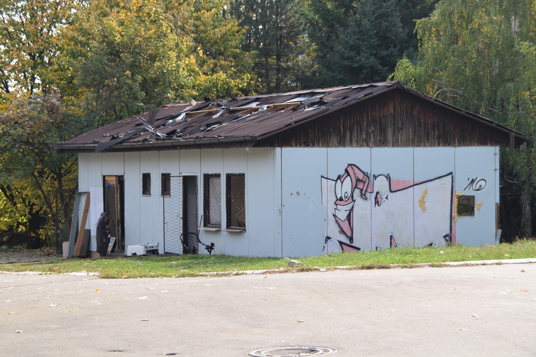 Ponovo srušen krov kuće na Vidikovačkom vancu bb
