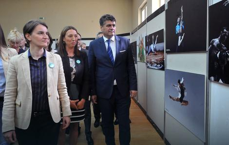 Ana Brnabić posle otvaranja MSU: od sutra nastavljamo sa renoviranjem Narodnog muzeja
